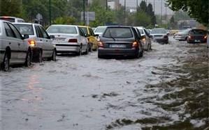 جادههای ۱۸ استان کشور بارانی است
