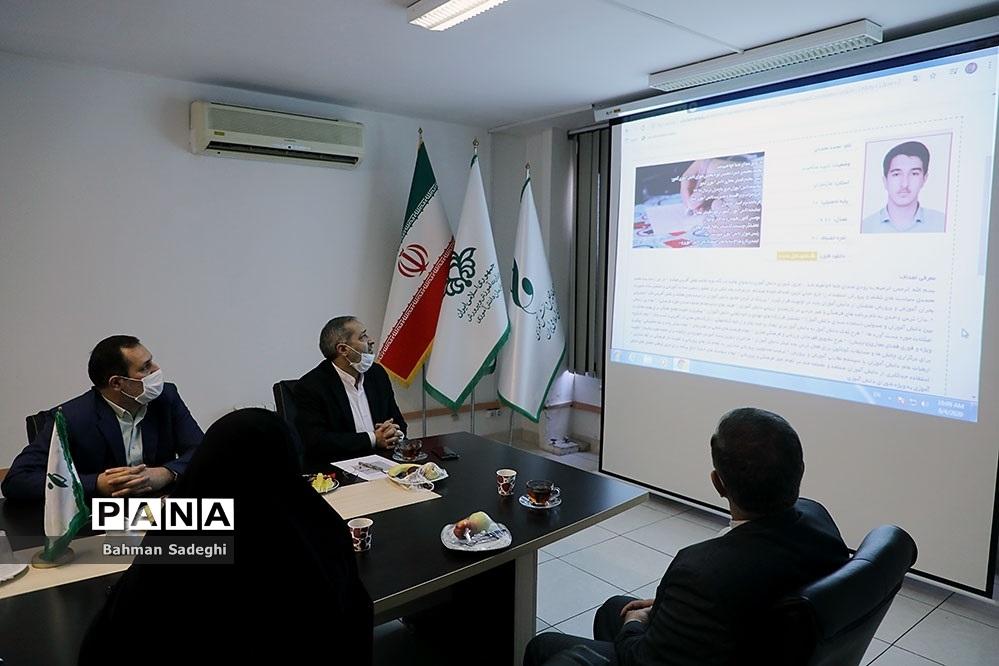دهمین دوره انتخابات  مجلس دانشآموزی و شورای دانشآموزی استانی  به صورت مجازی
