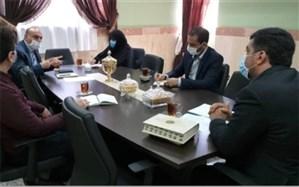 برگزاری جلسه شورای اداری آموزش و پرورش استثنایی اداره کل آموزش و پرورش  شهرستانهای استان تهران