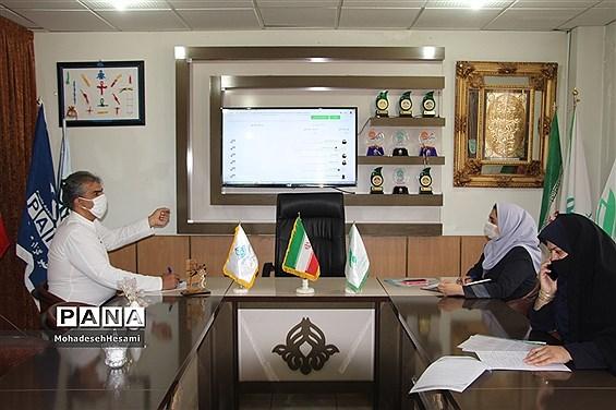 برگزاری انتخابات دهمین دوره مجلس دانشآموزی در استان خراسان جنوبی به صورت الکترونیکی