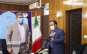 مجتبی ولی پوری به سمت معاونت پرورشی و فرهنگی شهر تهران منصوب شد