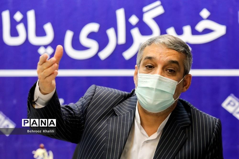 بازدید معاون وزیر آموزش و پرورش در آستانه عید غدیرخم و روز خبرنگار از خبرگزاری پانا