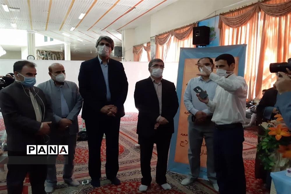مسابقات قرآن عترت و نماز دانش آموزان دختر سراسر کشور به صورت مجازی در مشهد