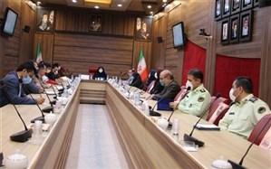 تشکیل کارگروه سلامت و ایمنی در شهرستانهای تهران