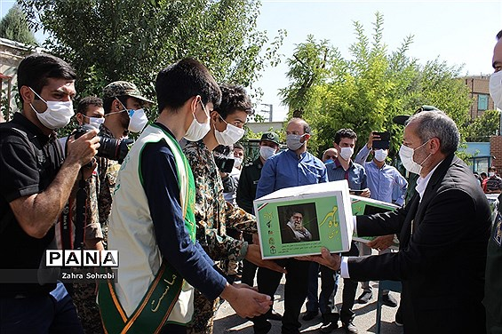 پویش ملی همکلاسی مهربان در اسلامشهر