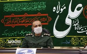 فرمانده سپاه لامرد: یکی از وظایف خبرنگاران بحث مطالبه گری است