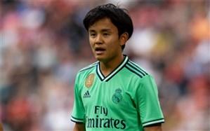 زیدان مجوز خروج موقت پدیده آسیایی رئال مادرید را صادر کرد