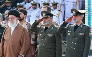 پیام تبریک وزیر دفاع به مناسبت تصویب اهدای نشان فداکاری به دانشگاه امام علی (ع)