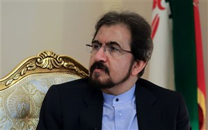 سفیر ایران در پاریس دفتر یادبود قربانیان حادثه انفجار بیروت را امضا کرد