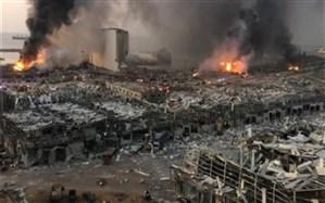 بیانیه کمیته حمایت از انقلاب اسلامی مردم فلسطین ریاست جمهوری درباره انفجار بیروت