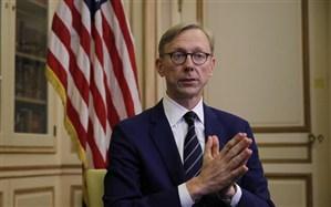 برایان هوک از سمت «نماینده آمریکا در امور ایران» کنارهگیری کرد