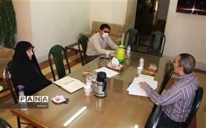 جلسه کمیته برنامه ریزی کانون  فرهنگی تربیتی میثم و ابوذر