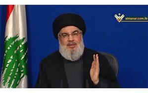 سیدحسن نصرالله: نه اسکله بیروت را اداره میکنیم و نه در آن چیزی داشتهایم