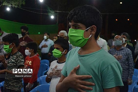 جشن عید غدیر خم در شهرستان خوسف استان خراسان جنوبی