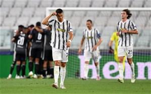لیگ قهرمانان اروپا؛ شب تلخ رونالدو و رئال مادرید یکی شد