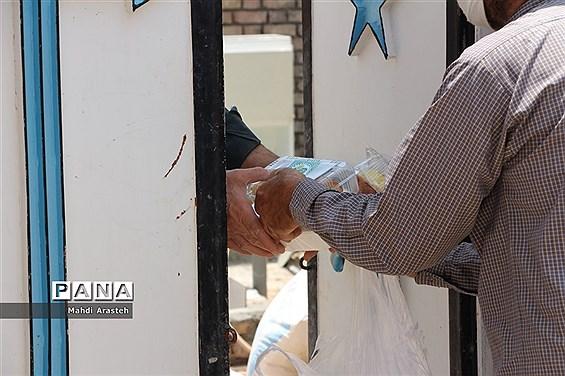 اجرای امینانه نیات واقفین توسط دست های مهربانی خیرین در دست نیازمندان