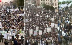 برپایی جشن عید غدیر در استانهای مختلف یمن+ تصاویر