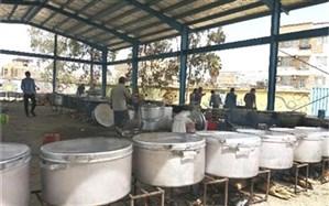 توزیع بیش از ۱۲ هزار پرس غذای گرم بین نیازمندان زاهدان