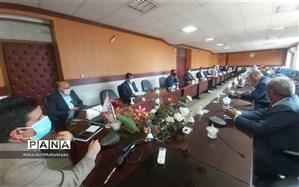 جلسه برنامه ریزی هیئت قرآن وعترت فرهنگیان کاشمربرگزار شد