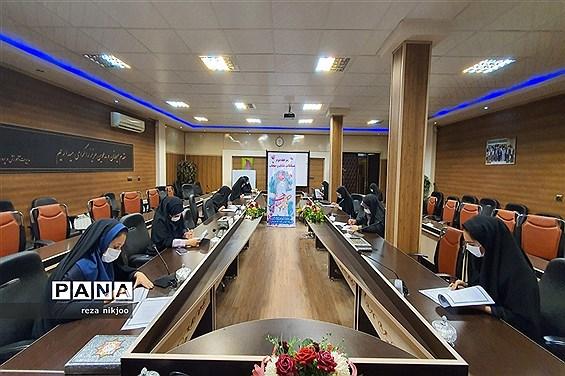 برگزاری آزمون عفاف و حجاب برای پرسنل اداری آموزش و پرورش ناحیه یک بهارستان