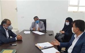 جلسه کمیته مستندسازی املاک آموزش و پرورش شهرستان دشتستان برگزار شد