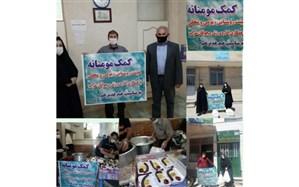 پخش 110 پرس غذای گرم در بین نیازمندان شهرستان سراب
