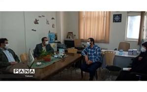 اولین جلسه سوگواری فرهنگی و  ادبی عطش در منطقه12