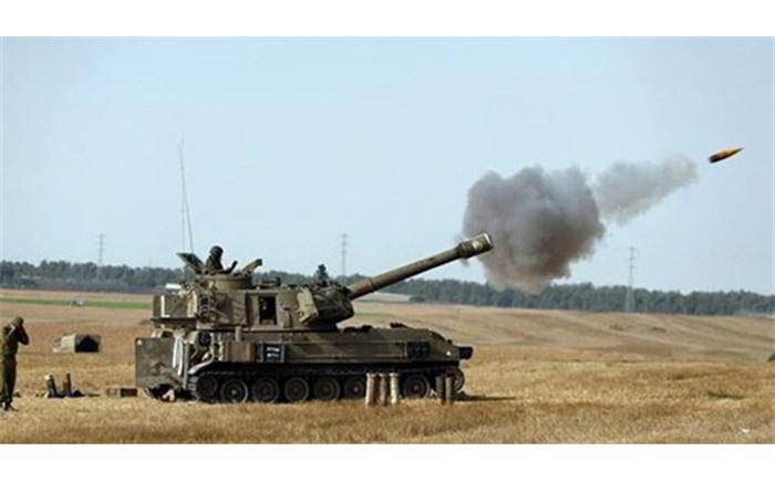 تانکهای اسرائیلی وارد مرزهای جنوبی لبنان شدند