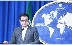 عباس موسوی: لغو موقت تحریمهای آمریکا خبرسازی غیرواقعی است