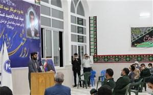 برگزاری مراسم یادبود اولین خبرنگار شهید رسانه خراسان رضوی در کاشمر