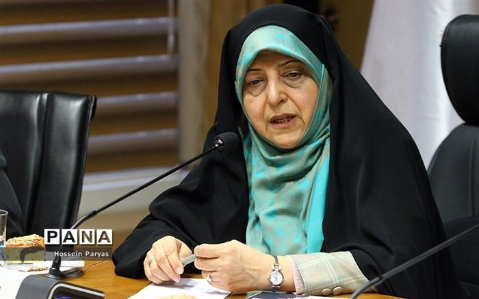 آیین موافقتنامه بین وزارت آموزش و پرورش با معاونت ریاستجمهوری در امور زنان و خانواده