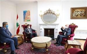 صالحی در دیدار سفیر لبنان: حادثه بیروت دل همه ما را جریحهدار کرد
