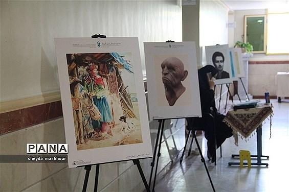 سی و هشتمین مسابقات فرهنگی و هنری دانشآموزان سراسر کشوردر شهرری