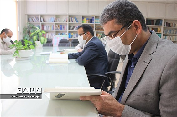 محفل انس با قرآن طرح تسنیم در اداره کل  آموزش و پرورش استان بوشهر