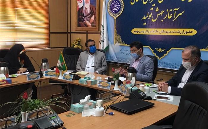 تصویر نشست گروه آموزشی مشاوران با حضور آقای مصطفوی  و آقای ولی پوری