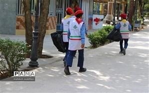 همکاری فعال همیاران طبیعت در حفاظت از عرصه های منابع طبیعی فارس
