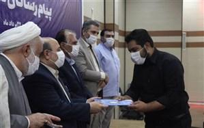 کسب رتبه برتر جشنواره رسانه ای پیام رسانان سلامت آذربایجان غربی توسط خبرنگار پانا