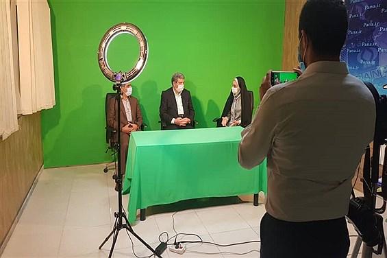 مصاحبه رئیس سازمان استثنایی کشور با خبر گزاری پانا البرز