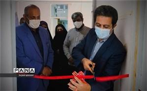 افتتاح دفتر سه منظوره دانش آموزی  در غرب گلستان