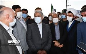 حضور نوبخت در غرب مازندران: آغاز به کار نخستین نیروگاه زبالهسوز شمال کشور در نوشهر