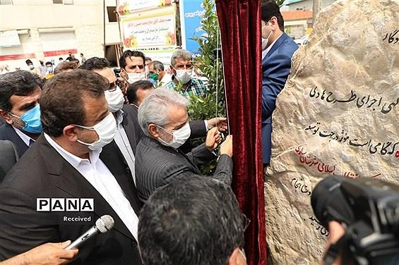 روز دوم سفر رییس سازمان برنامه و بودجه به مازندران