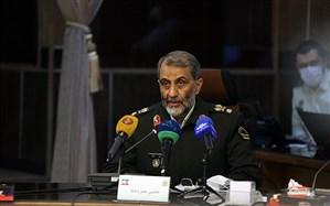 جانشین فرمانده ناجا: با هرگونه اوباشیگری و قانونشکنی برخورد میشود