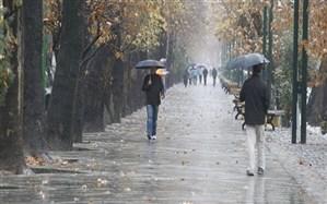 بارش باران، وزش باد و کاهش دما امشب در گیلان