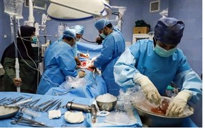 اهدای چهار عضو بدن بیمار مرگ مغزی به بیماران نیازمند زندگی دوباره بخشید