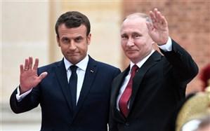 اعلام آمادگی ماکرون برای شرکت در نشست پیشنهادی پوتین درباره ایران