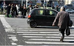 امسال ۱۳۵ عابر پیاده در مازندران در تصادف کشته شدند
