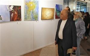 نمایش آثار بانوان هنرمند نقاش ایرانی و غیر ایرانی به مناسبت روز جهانی صلح