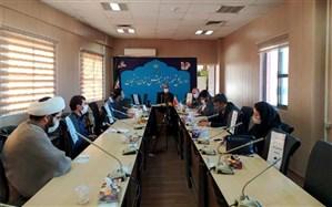 جلسه ستاد هماهنگی تشکل های دانش آموزی برگزار شد