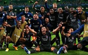فرانسویها در لیگ قهرمانان اروپا تاریخساز شدند