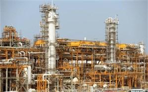 افزایش ۱۵۵ درصدی تولید گاز شیرین در پارس جنوبی